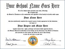 fake bachelor degree authentic fake college diplomas and fake college degrees same day
