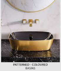 luxury designer bathroom basin