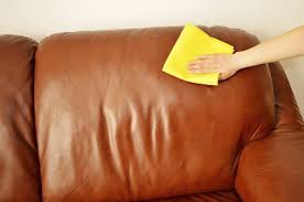 cleaning leather sofas faux leather couch