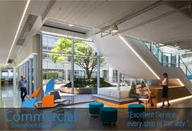 commercial glass door chicago il