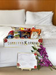 gifts favors awesome luxury indian weddings personalised gift her wedding baskets hers gifts for