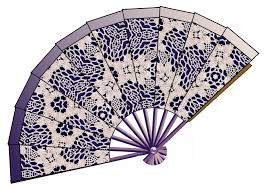 paper fan clipart. decoupage lace fans - clip art prints for your decoupage and paper crafts fan clipart 5