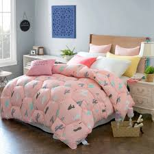 Pink Home Comforter Cartoon Cactus Patterns Cheap But Comfortable ... & Pink Home Comforter Cartoon Cactus Patterns Cheap But Comfortable Polyester Quilt  on Bed Design for Adults/kids for Winter-in Quilts from Home & Garden on ... Adamdwight.com