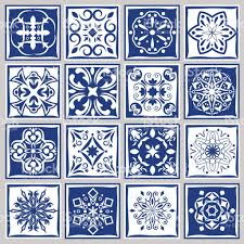 Moroccan Style Kitchen Tiles Tile Patterns With Flowers For Bath Or Kitchen Floral Tiles Motif