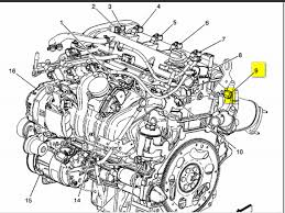 pontiac pontiac g where is the camshaft sensor bank on if this is the one you have replaced you most likely have a timing chain that has jumped due to worn or broken timing chain guide which is fairly common