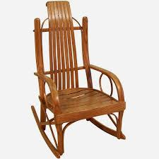 we have an assortment of amish made rocking chairs and gliders