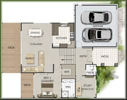 sloping lot house plans luxamcc home for sloped lots design