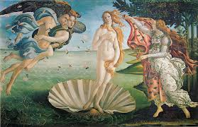 sandro botticelli painting the birth of venus by sandro botticelli