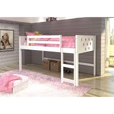 twin bed. Brilliant Bed Decorating Cool Kids Twin Bed 0 Donco Circles Low Loft 9a153287 C7b1 452c  8715 80b17131530a 600 For
