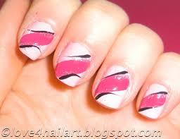 Simple Nail Art Design For Short Nails Cute Nail Ideas Beautiful ...