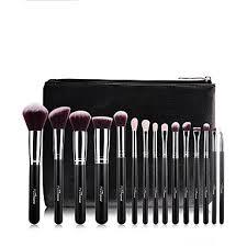 1 set makeup brushes professional makeup brush set artificial fibre brush multi function easy