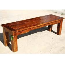 benches indoor solid wood rustic backless bench dining patio outdoor indoor wood benches indoor indoor benches benches indoor wood