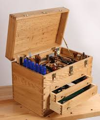 diy wood tool cabinet. hollow areas down the sides of drawers to store long tools upright. wooden tool boxeswood diy wood cabinet r