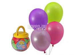 Купить <b>Набор</b> воздушных <b>шаров Веселая затея</b> 10-inch 200шт ...