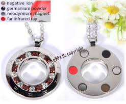 details about new 4 in 1 healing powerful quantum bio scalar energy pendant necklace balance