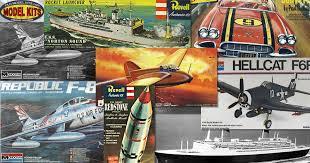 new release plastic model car kitsPlastic Model Kits model airplane kits Revell Monogram Aurora