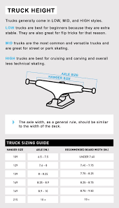 Independent Skateboard Trucks Size Chart Independent Stage 11 Skateboard Trucks