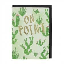 Cactus On Point Card Classroom Kindergarten Bulletin Boards