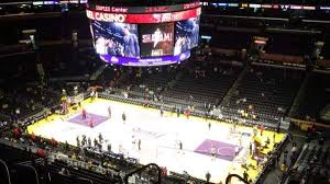 Staples Center Section 332 Home Of Los Angeles Kings Los