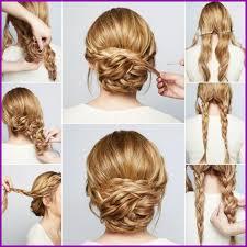 Coiffure Mariage Facile Cheveux Mi Long 185738 Le Chignon