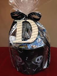 senior et gift bucket i put together this gift bucket as a thank you for