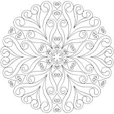 Free Mandala Coloring Free Mandala Coloring Pages Coloring Page Free