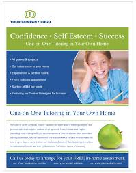 sample of flyer Best Photos of Sample Tutoring Flyer Templates - Private Tutoring ... Tutoring Business Flyers