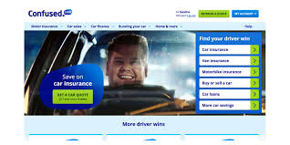 confused car insurance quick quote the best car insurance comparison websites carwow
