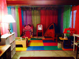 Best  Unfinished Basement Playroom Ideas On Pinterest - Unfinished basement man cave ideas