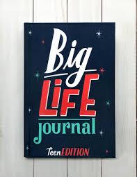 Big Life Journal For Tweensteens Ages 11