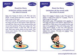 Preschool and kindergarten phonics worksheets for teachers and homeschool parents. Vowel Phonics Kit Worksheets Flashcards Reading Comprehension