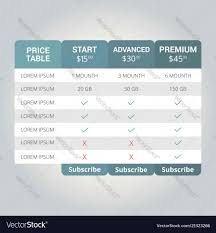 Web Banner Design Price Web Banners Boxes Hosting Plans Or Pricing For