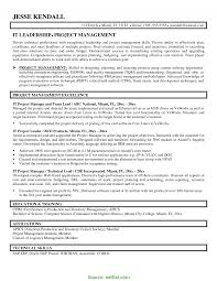 Project Management Resume Example Special Project Manager Resume Budget Project Management Resume It 45