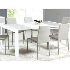 white and grey kitchen table grey white dining room lacquer parson extendable dining table in white white and grey kitchen table