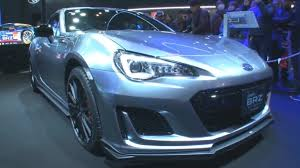 ... 2018 Subaru Brz Sti Sport Concept At Tokyo Auto Salon 2017 With Regard  To New