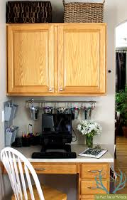 kitchen office organization. kitchen office organization ideas from too much time on my hands 9 copy