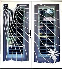 security sliding screen doors patio security screens doors remarkable security sliding screen doors sliding security screen