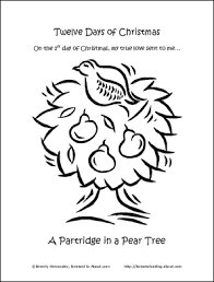 Small Picture Make Your Own 12 Days of Christmas Coloring Book
