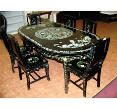 Asian dining room furniture Tuscan Asian Dining Room Chairs Dining Room Table Image Vintage Mother Of Pearl Inlay Dining Table Testingsite7102site Asian Dining Room Chairs Testingsite7102site