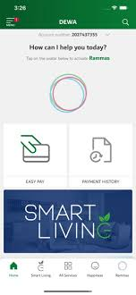 Many also automate their credit card payments to make the process even easier. Dewa On The App Store