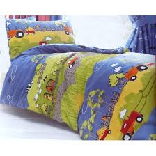 hill top farm cot bed toddler bed duvet set by just kidding