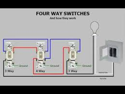 switch wiring 4way 2 3way 1 4way switch wiring 4way 2 3way 1 4way