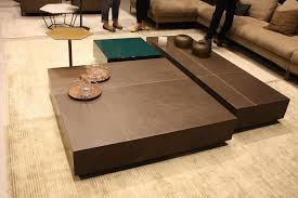 great how to creating a zen decor with clean lines square coffee tables