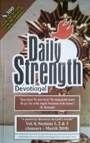 Daily Strength Devotional Daily Discourse On Gods Words