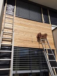 Holzfassade Vws übergänge Und Dämmung Bauforum Auf