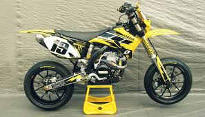 yamaha supermoto derestricted