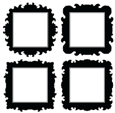 Black ornate frame Dark Ornate Frame Ornate Oval Frame Graphic Ornate Frame Teamoneclub Ornate Frame Ornate Frames Ornate Frame Vector Rectangle Teamone