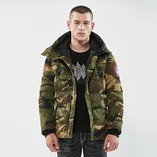 men winter military jacket us army thermal hood jacket thicker military style parkas camouflage cotton coat