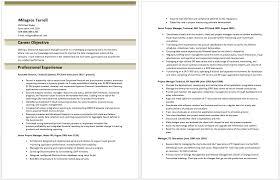 Enterprise Application Manager Resume Manager Resume Good
