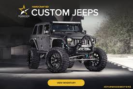 custom jeeps dallas